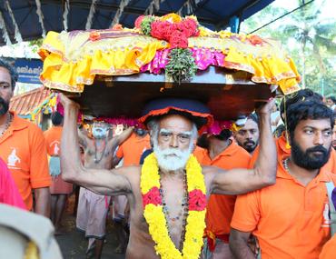 ThiruvabharanamProcession
